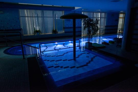 Podvodní bazénové LED osvětlení