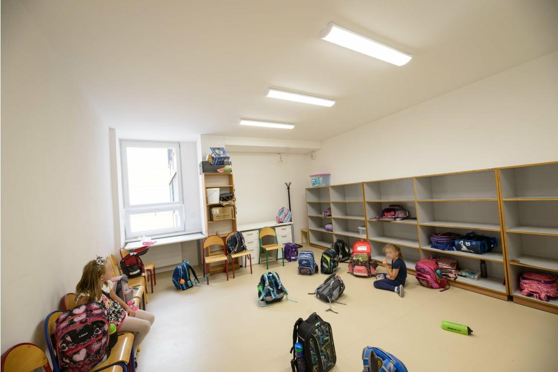Základní škola Tupolevova Praha - stará část