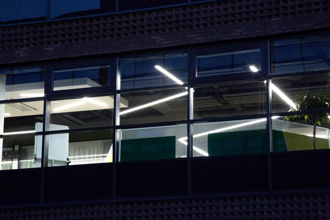 Administrativní budova Českomoravský cement
