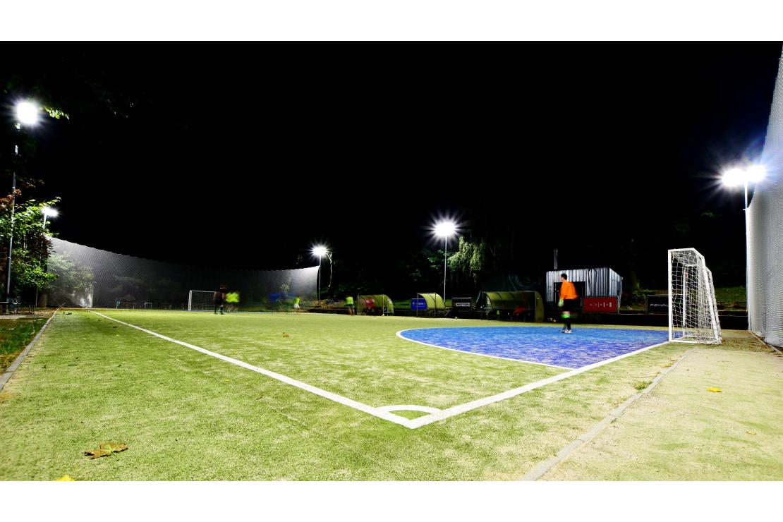 Venkovní hřiště Brněnské Asociace Futsalu