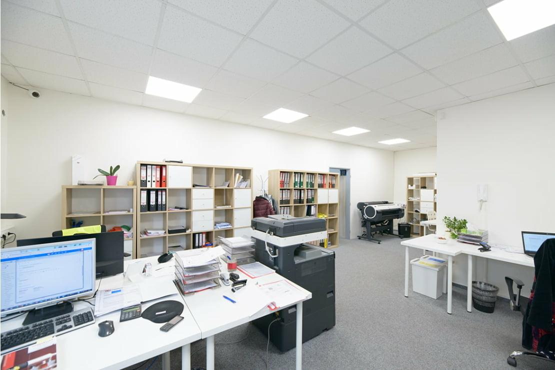 Kanceláře GENTEC Brno