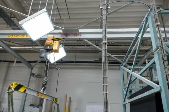 Vizuální kontrola VDA16 v RETEX