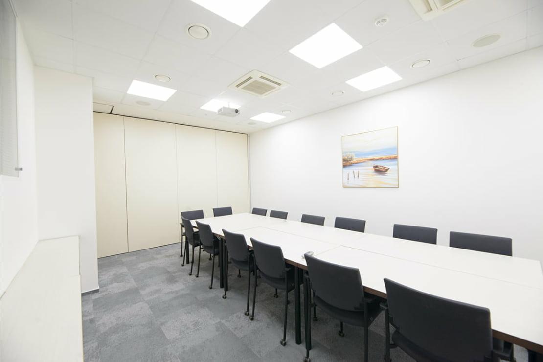 Zasedací místnosti BIBUS Brno